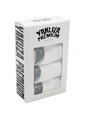Skarpety białe 4-pak 0