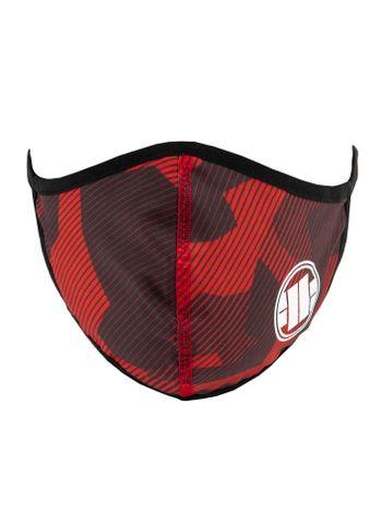 Maseczka ochronna Camo Logo