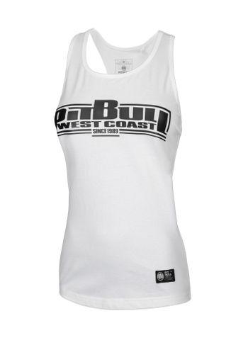 Tank Top damski Slim Fit Classic Boxing