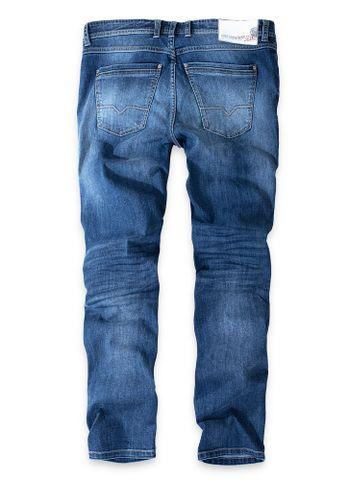 Spodnie jeans Haldor