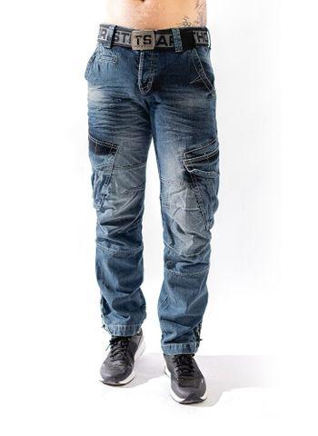 Spodnie jeans Stahlheim II